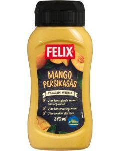 Felix Mango/Persikasås 370ml