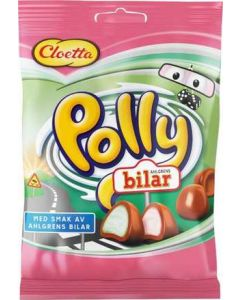 Polly Bilar CLOETTA, 150g