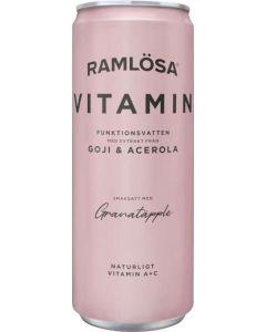 Funktionsvatten Vitamin RAMLÖSA, 33 Cl
