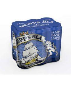 Pripps Blå 3,5% 6x 0,5l
