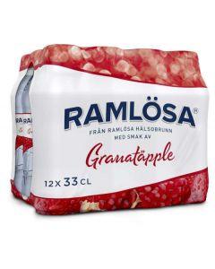Ramlösa Granatäpple 12x 0,33l