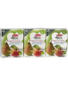 Semper Fruktdryck Äpple/Päron KRAV 1 år  600ml
