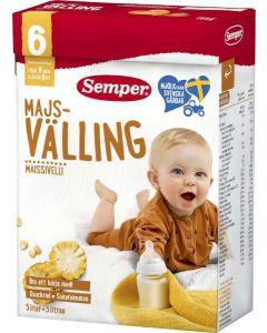 Semper Majsvälling 6 MÅN 725g