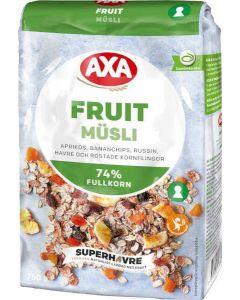 AXA Fruit Müsli 750g