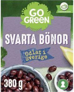 Svarta Bönor, Svenska GOGREEN, 380g