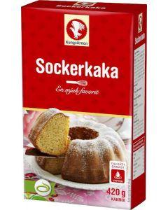 Kungsörnen Sockerkaka 420g