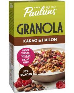 Granola Kakao PAULÚNS, 450g