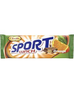 Cloetta Sportlunch Apelsin kaka 80g