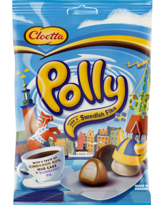Cloetta Polly Swedish Fika 150g