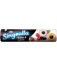 Singoalla Hallon & Lakrits Kakor 190g