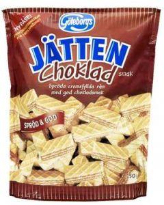 Jätten Choklad Göteborgs, 250g