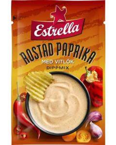 Estrella Dipmix Rostad Paprika/Vitlök 24g
