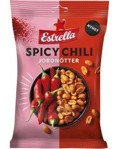 Estrella Spicy Chili Jordnötter 180g