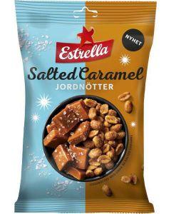 Estrella Salted Caramel Jordnötter 180g