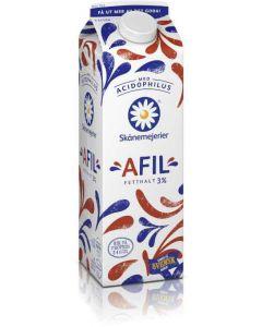Skånemejerier A-Fil 3% 1l