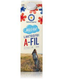 Skånemejerier A-Fil 3% Laktosfri 1l