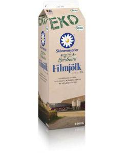 Skånemejerier Filmjölk 3% EKO  1l