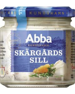 Abba Skägårdssill 220g