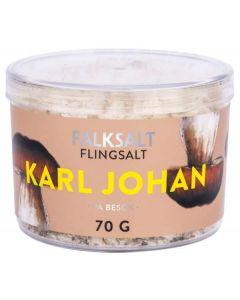 Falksalt Flingsalt Karl Johan 70g