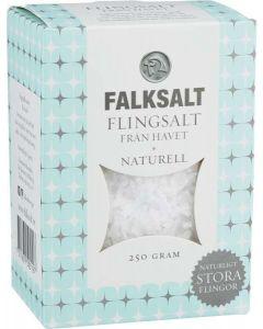 Falksalt Gourmet Flingsalt Naturell 250g