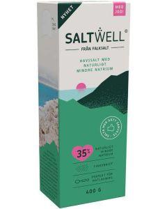 Falksalt Saltwell med jod 400g