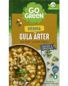 Gula Ärter gogreen 500g