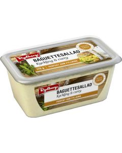 Rydbergs Baguettesallad Kyckling Curry 175g