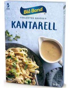 Kantarellsås BLÅ BAND, 3x2dl