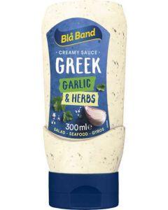 Greek Garlic Sauce Blå Band, 300ml