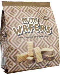 Mini Wafers Choklad Favorit, 250g
