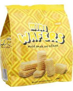 Mini Wafers Citron Favorit, 250g