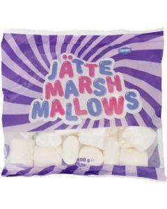 Jätte Marshmallows FAVORIT, 400g