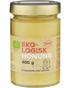 Honung EKO Favorit 400g
