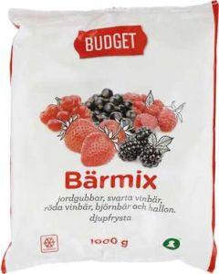 Bärmix Budget 1000g