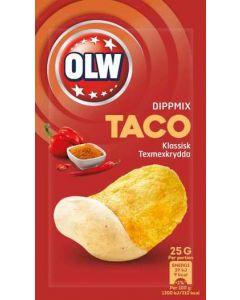 OLW Dipmix Taco 25g
