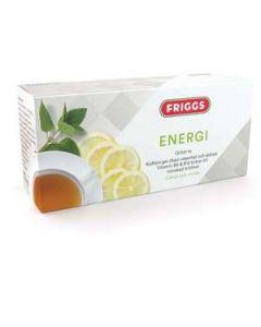 Te+ Energi Grönt Te Friggs 20st