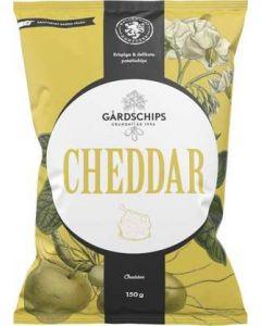 Chips Cheddar GÅRDSCHIPS, 150g
