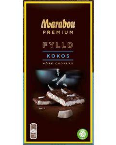 Marabou Premium Filled Coconut 150g