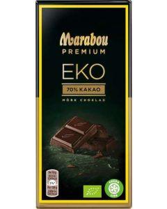 Marabou Premium eko 70% 90g