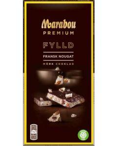 Marabou Premium Filled French Nougat 130g