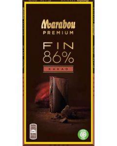 Marabou Premium Dark 86%