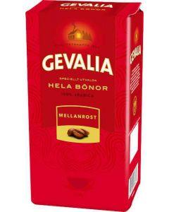 Gevalia Hela Bönor Original Mellanrost 500g