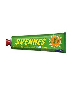 Svennes Dillkaviar extra mild, 250g