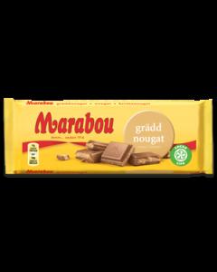 Marabou Grädd Nougat 100g