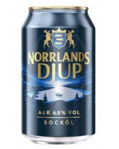 Norrlands Djup 24x0,33l 6,8%