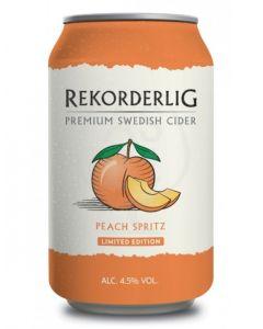 Rekorderlig Peach Spritz 24x0,33l