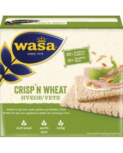 Crisp'n wheat 110g Wasa