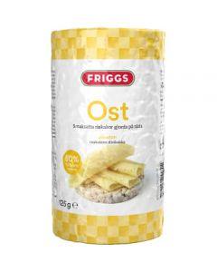 Friggs Riskakor med Ostsmak 125g
