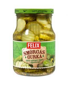 Felix Smörgåsgurka 715g