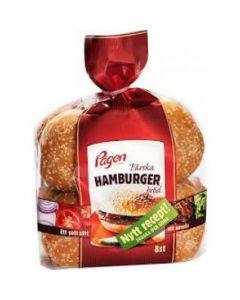 Pågen Hamburger Bröd 416g